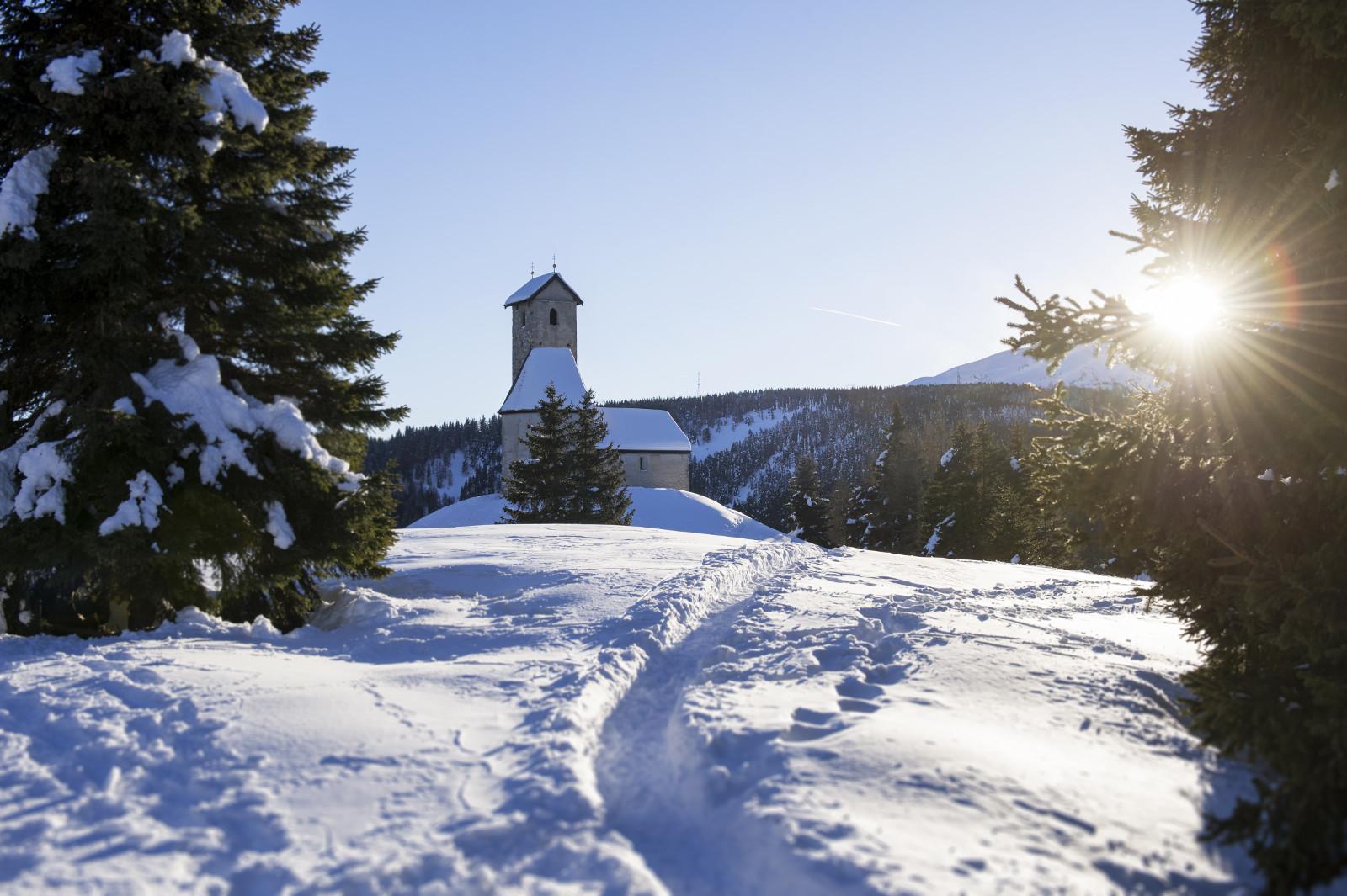 Weihnachtsmärkte und Skifahren in Südtirol